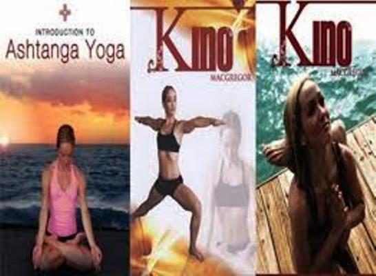 3 Pack: Ashtanga Yoga [Intro, Basico y Intermedio] [DVDrip]