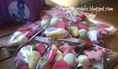 AzucaryRegaliz cajas dulces