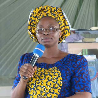 evangelist Funmilayo Adebayo