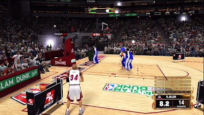NBA 2K14 All-Star Weekend DLC Free