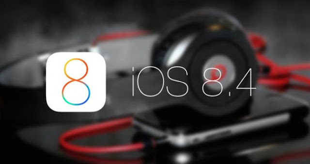37% of devices upgraded to iOS 8.4