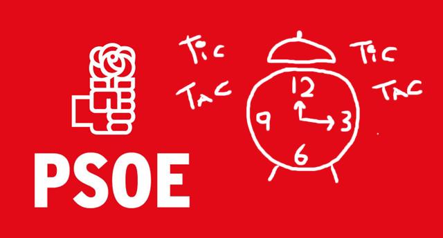 El PSOE se queda sin tiempo para celebrar primarias si hay terceras elecciones