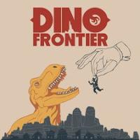 Dino Frontier Game Logo