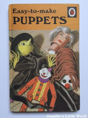Ladybird Hobbies Easy to Make Puppets