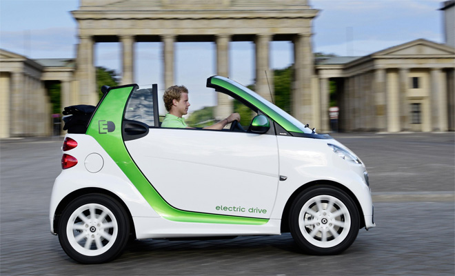 Smart ForTwo ED Cabriolet