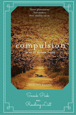 Compulsion by Marina Boone a Sneak Peek on Reading List