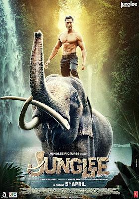 Junglee (2019) Full Hindi Movie DVDScr 700MB