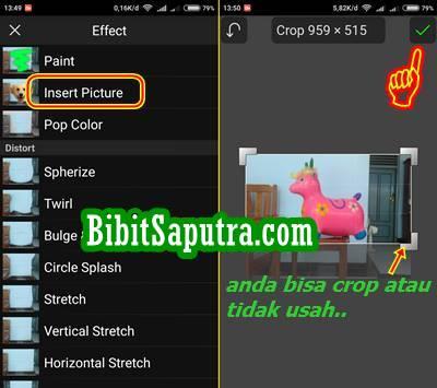 cara edit foto melayang di android dengan aplikasi picsay
