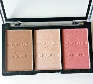 Makeup Revolution Ultra Sculpt and Contour Kit Ultra Fair