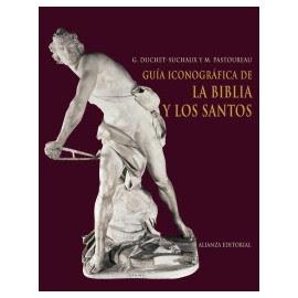 """""""Guía iconográfica de la biblia y los santos"""" - Michel Pastoureau"""