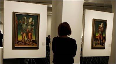 Giorgio De Chirico en CaixaForum