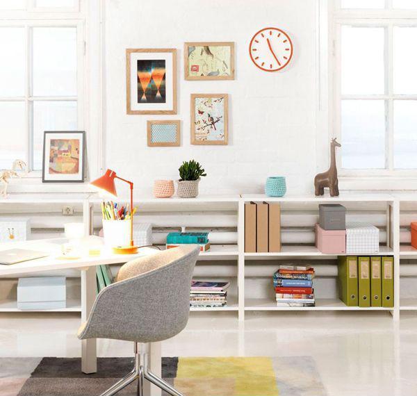 Consigue el look: oficina en casa