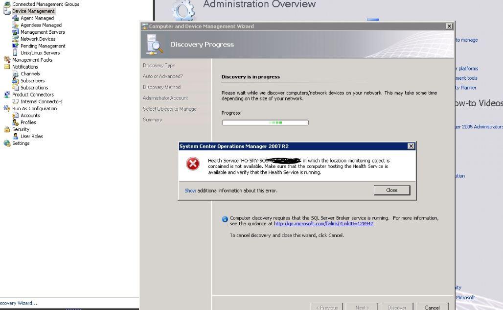 Agentless management service download linux