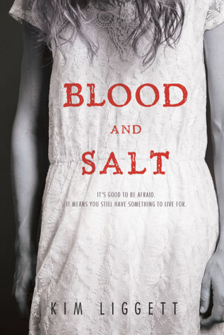 Blood And Salt Kim Liggett