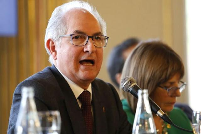 Yerno de Antonio Ledezma detenido en España por lavado de capitales