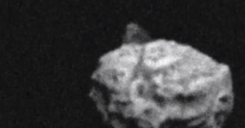 UFO mania: Alien Pyramid Found On Asteroid RQ36