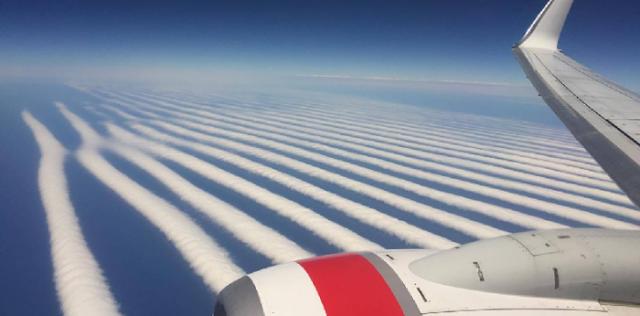 Австралийское метеобюро поймано на сокрытии правды о химиотрассах