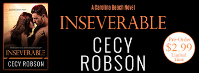 Sales Blast:  Inseverable – Cecy Robson