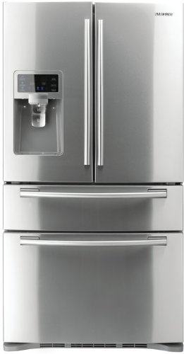 Samsung Rf4287hars 28 Cu Ft French Door Refrigerator