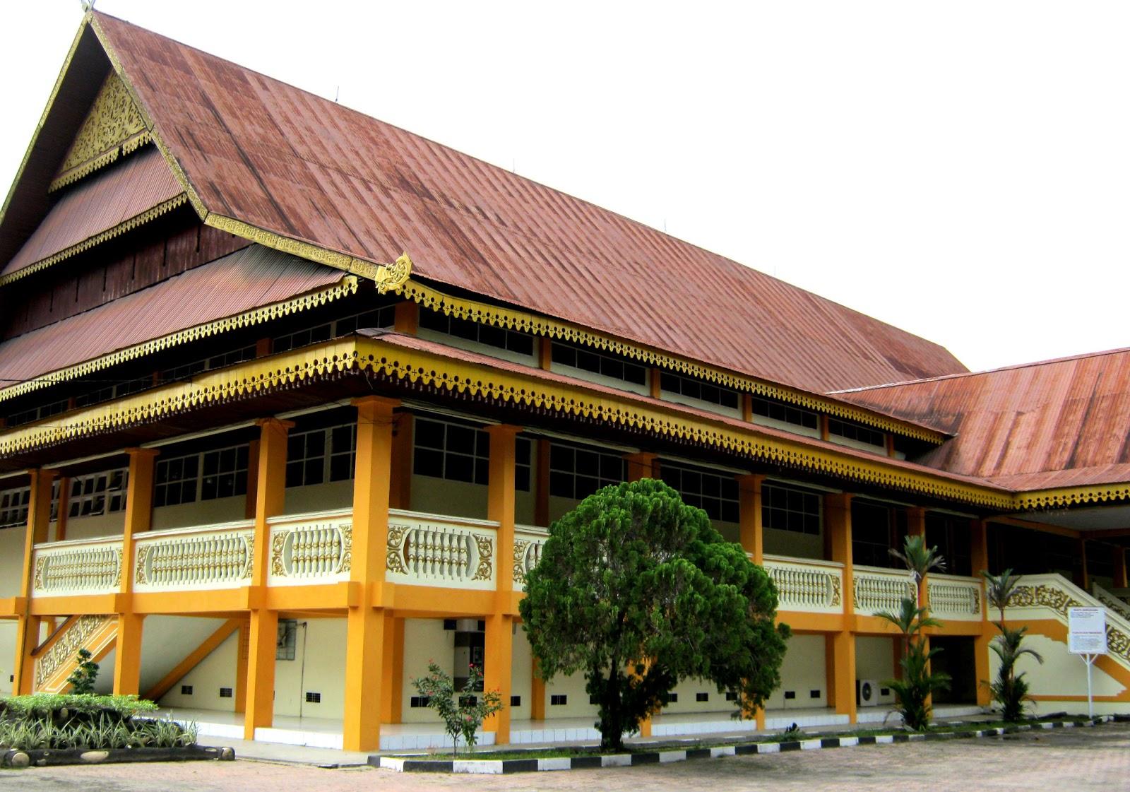 Rekreasi Alam Paling oke Di Pekanbaru