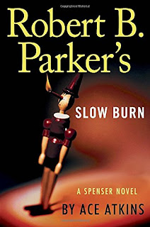 Review - Robert B. Parker's Slow Burn by Ace Atkins