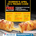 Best promotion of 2016 - 50% OFF Dominos Pizza