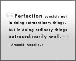 perfection quotes and sayings