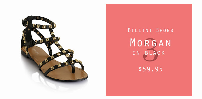 Billini Shoes  MORGAN BLACK