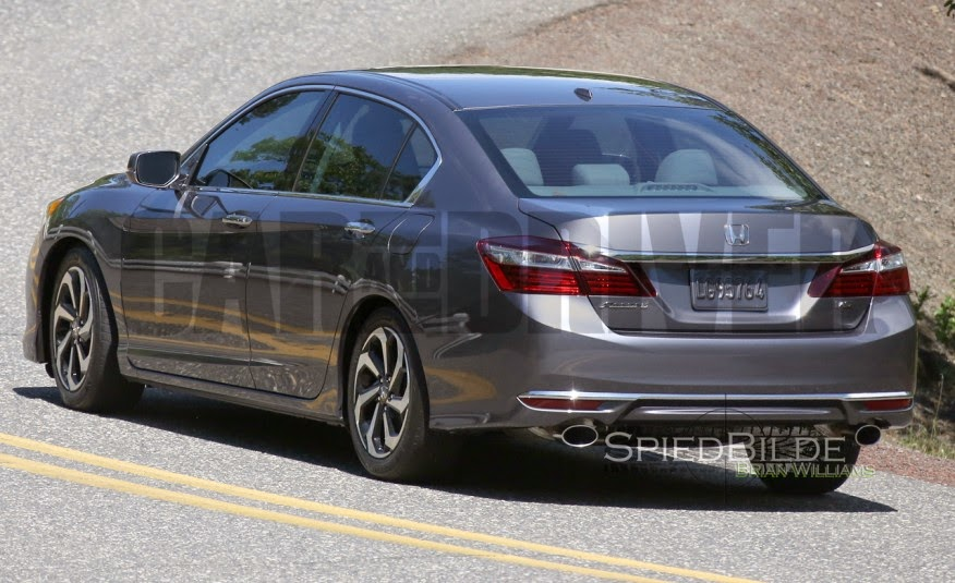 formerly the honda portal car driver gets first full spyshots of the 2016 honda accord mid. Black Bedroom Furniture Sets. Home Design Ideas
