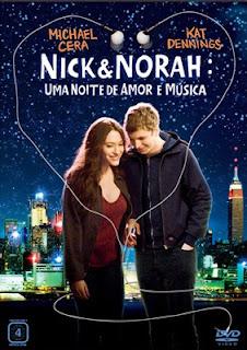 Resultado de imagem para nick e norah uma noite de amor e música