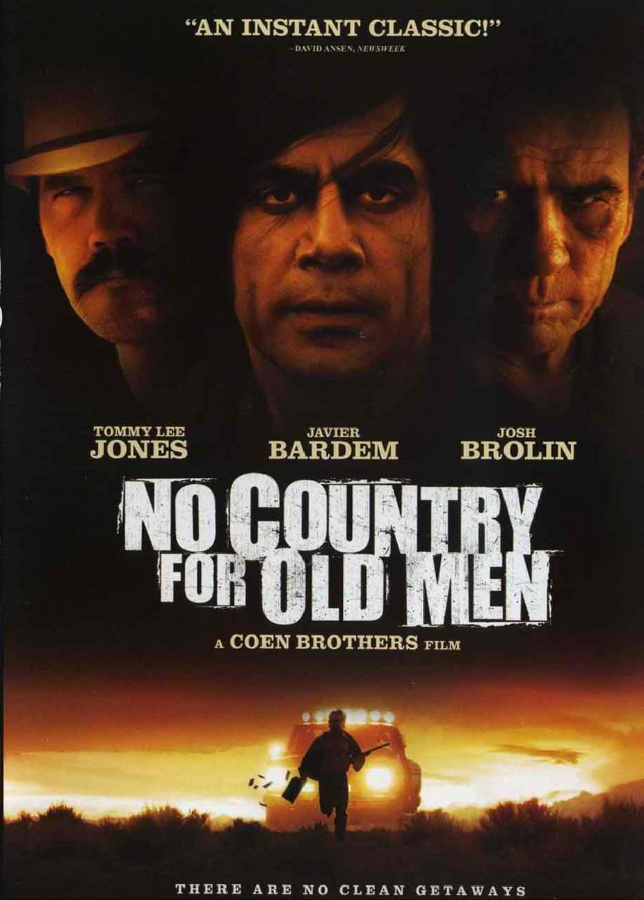 No Country For An Old Man Trailer Deutsch