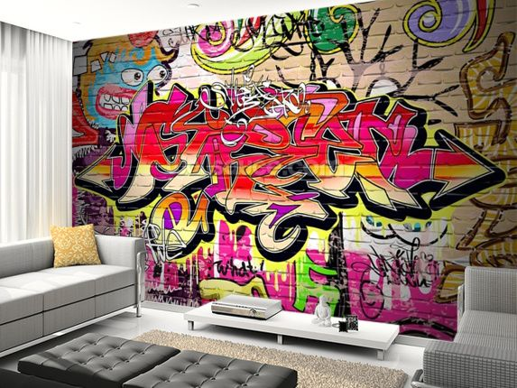 Graffiti Tapetti