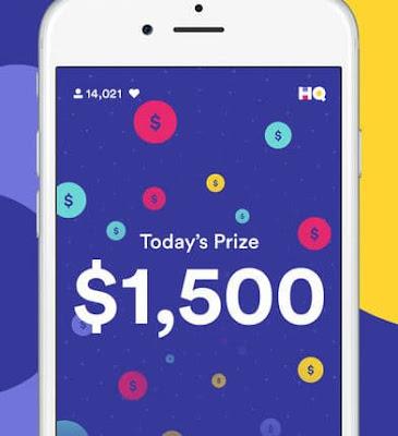 لعبة HQ Trivia فرصة حقيقية لربح آلاف الدولارات من هاتفك الذكي