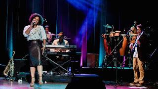 Pengbian Sang & Retro Jazz en el Mompox Jazz Festival - Colombia / stereojazz