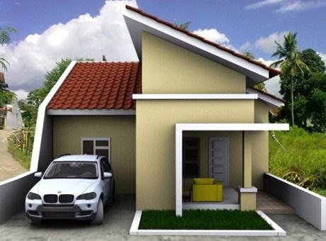 Desain Rumah Type 36 Minimalis Sederhana - Rumah Idaman