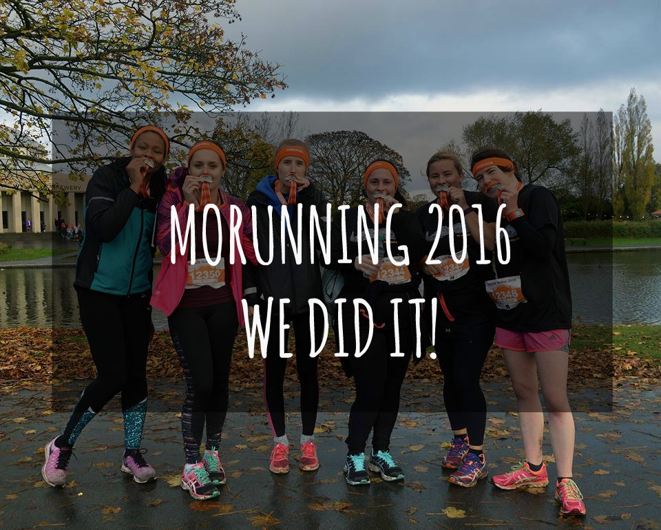 Newcastle MoRunning 2016 – We Did It!