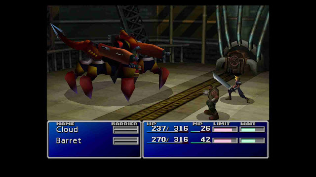 Final Fantasy Vii Ps1 Iso