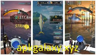 Fishing Hook Mod Apk (Unlimited Money)