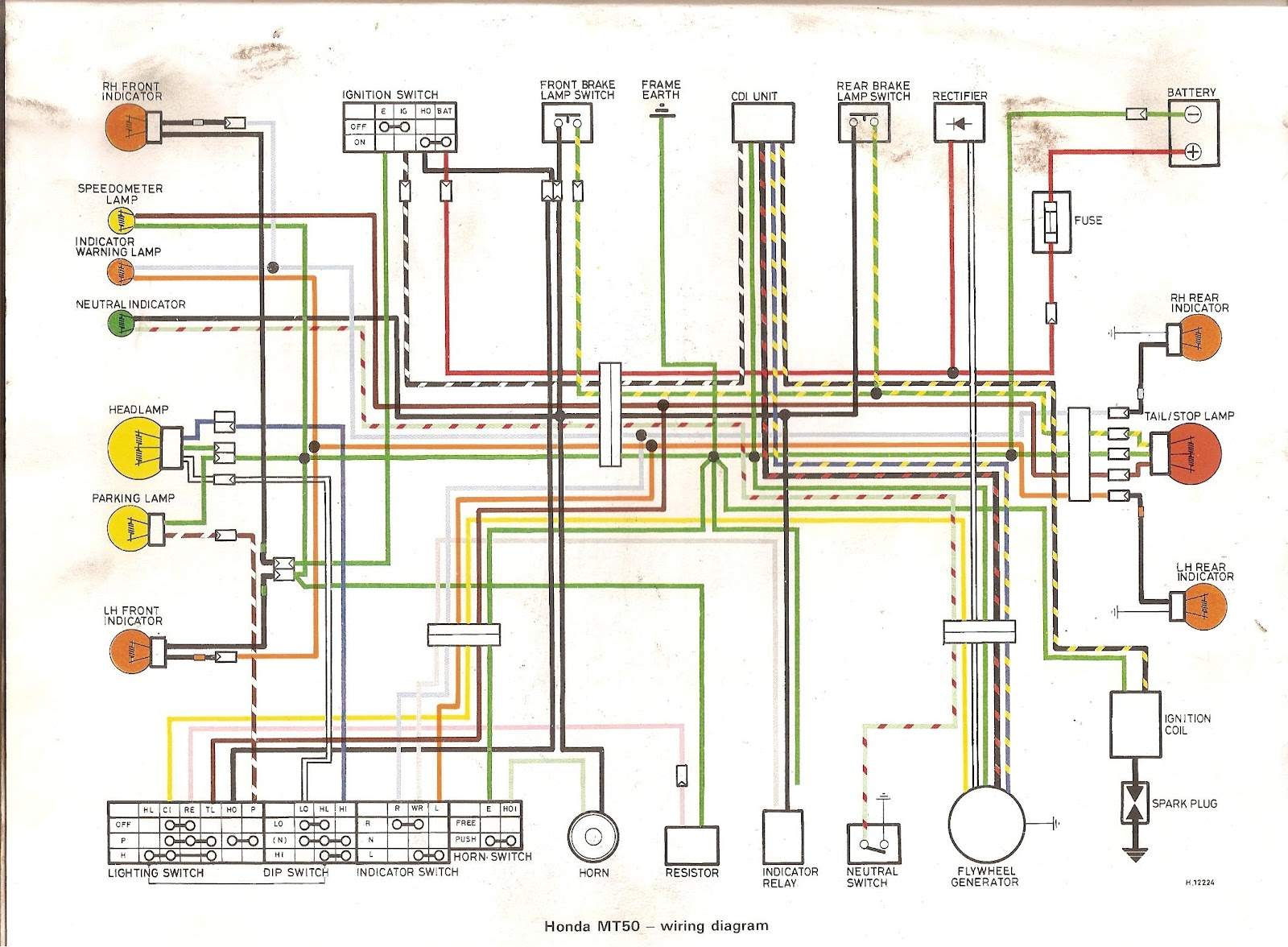 unique mtx audio thunder 6500d pattern best images for wiring rh oursweetbakeshop info 2002 Honda Odyssey Radio Wire Diagram Honda Motorcycle Wiring Color Codes