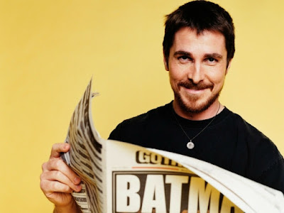 Hollywood Actor Christian Bale HD Wallpapers
