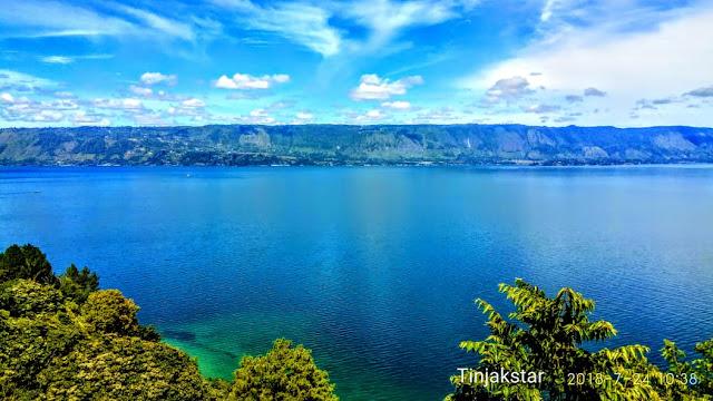Menatap Indahnya Danau Toba dari Panatapan Sibaganding