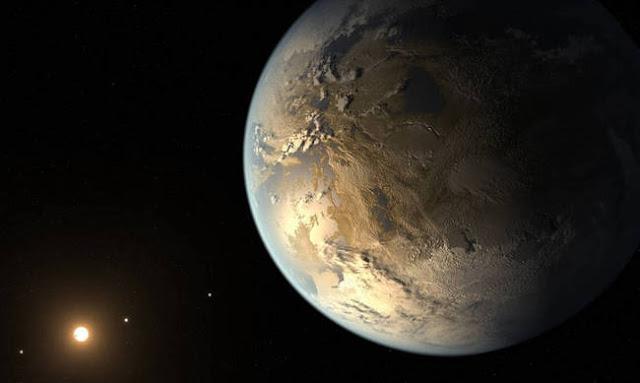 NASA: Υπάρχει και άλλο ηλιακό σύστημα με αντίστοιχο αριθμό πλανητών με το δικό μας