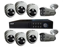 Paket Ekonomis 8 Kamera dari PSTCCTV.com