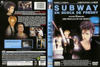 Carátula dvd: Subway, En busca de Freddy (1985)