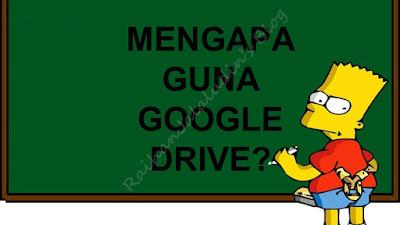 Cara Untuk Memasukkan Bahan di Google Drive ke Dalam Site Frog VLE