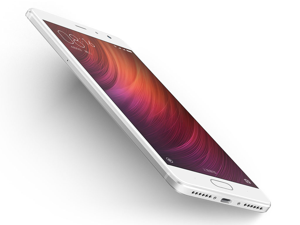 Xiaomi Redmi Pro Side View
