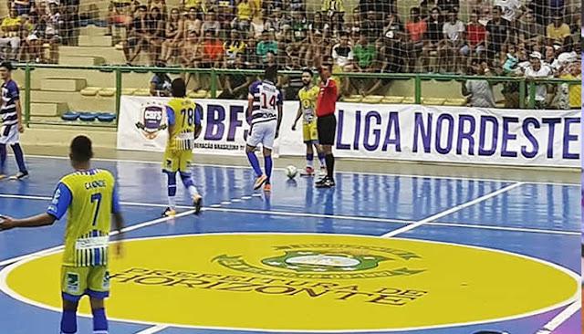 Em jogo difícil, Horizonte supera o Brejo do Cruz/PB na final da Copa do Nordeste