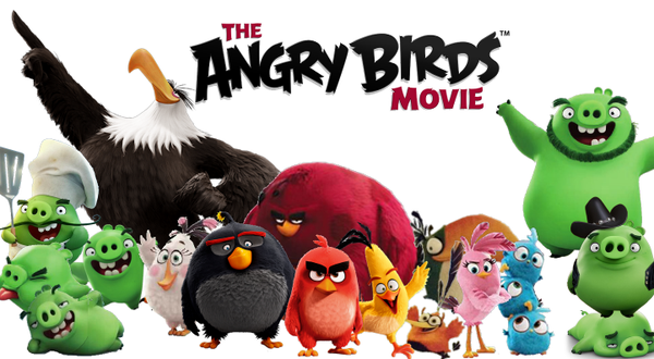 Review Film The Angry Birds Movie 2016