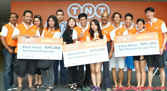 TNT Charity Hunt 2013, TNT Express Malaysia, TNT, Charity Hunt, TNT Charity Hunt, tnt charity hunt 2013 winners