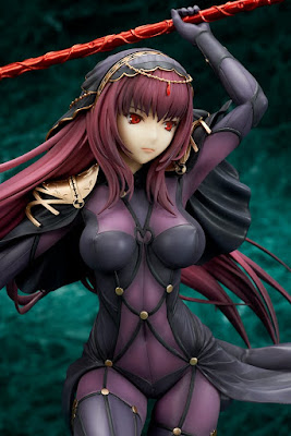 Scáthach/Lancer Third Ascension 1/7 de Fate/Grand Order - Ques Q